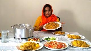 আমার শখের রান্না ঘরে আজ আবার কে রান্না করে ||বাংলাদেশী চিকেন বিরিয়ানির রান্না ||Bangladeshi Vlog