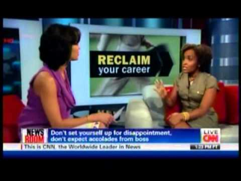 Valorie Burton on CNN: How to Handle Generational Conflict at Work