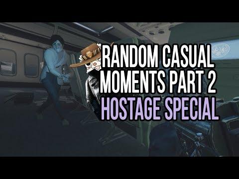 Xxx Mp4 Rainbow Six Siege Random Casual Moments Part 2 Hostage Special 3gp Sex