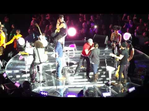 Enrique Iglesias - Proposal O2 Arena London 28-11-14