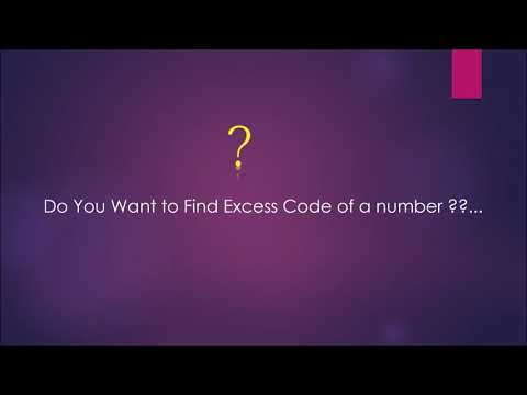 How to find Excess 3 Code Of a Number (Decimal/Binary) |Tutorials|