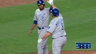 5/23/17: Royals smack four homers in 6-2 win