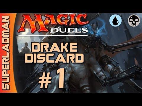 Magic Duels | Drake Discard #1