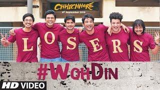 Woh Din Film Version | Chhichhore | Sushant,Shraddha | Pritam | Amitabh | Tushar Joshi