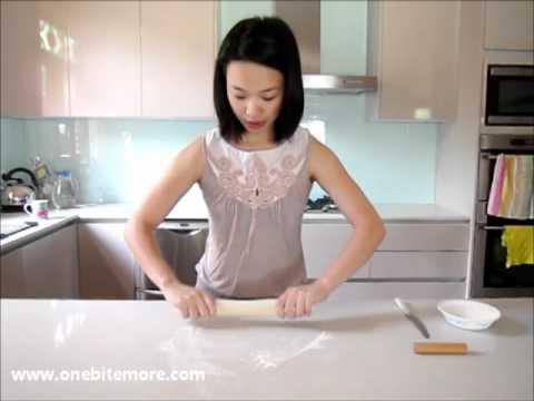 tutorial: how to make steamed dumplings