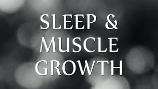 Download Sleep Hypnosis for Workout Recovery & Muscle Growth (Re-edited Voice & Music)