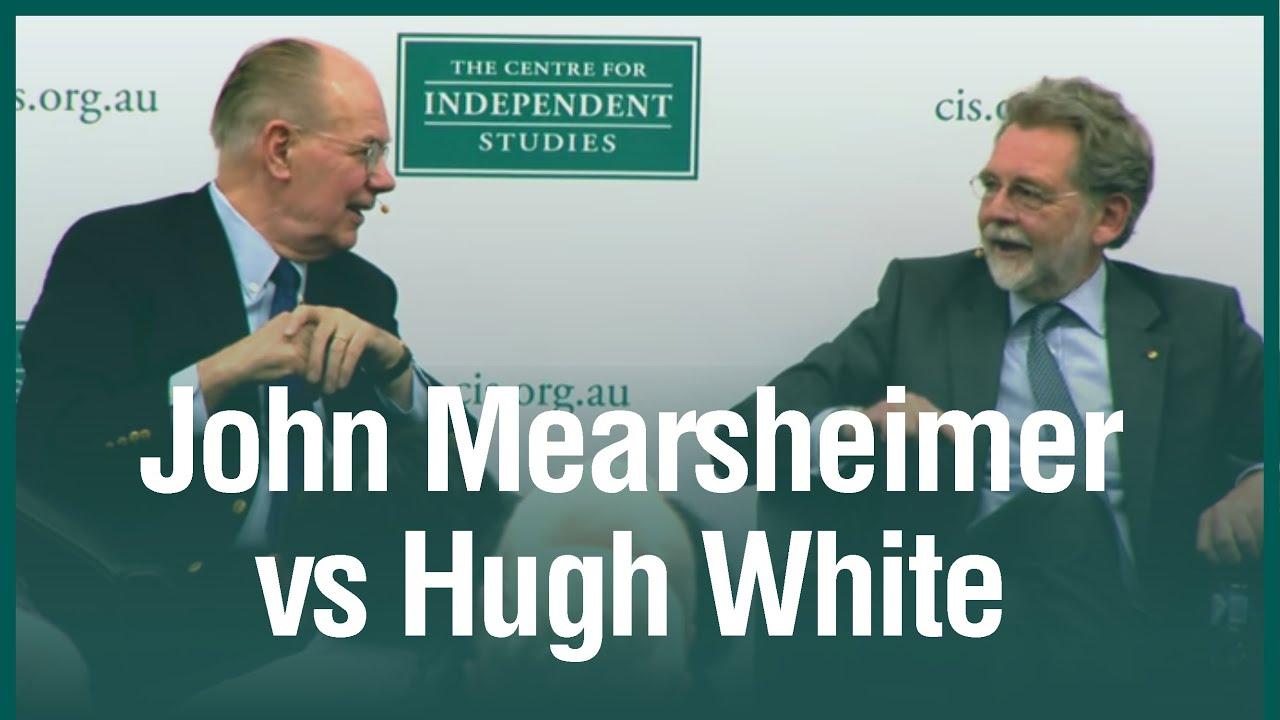 China debate: John Mearsheimer | Hugh White | Tom Switzer
