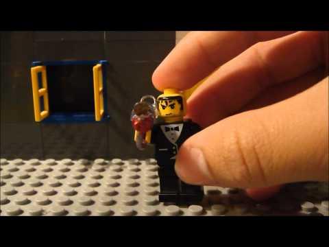 Lego Nazi Zombies Raygun