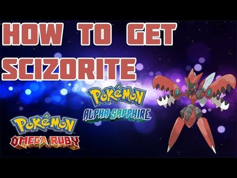 How to get Mega Scizor in ORAS - Mega Stone Location Guide