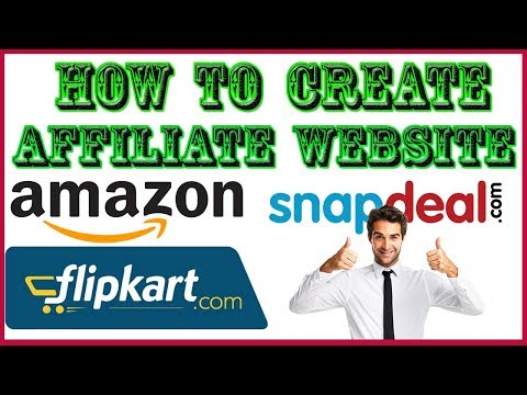 How to create affiliate website with wordpress [ hindi / urdu ]