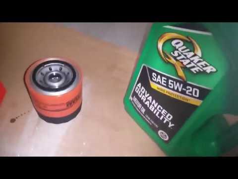 How to Change Oil on a Jeep WK 4X4 Grand Cherokee SUV, 5.7 Hemi