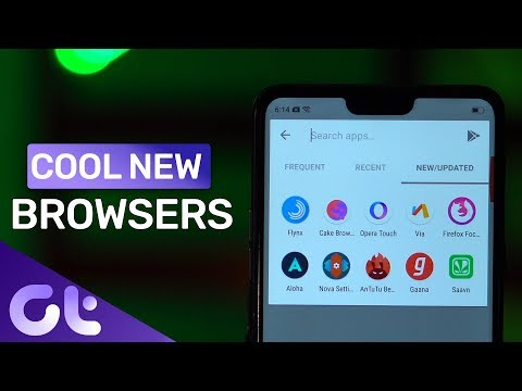 Top 6 New and Fast Web Browsers for Android (2018)