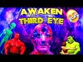 THIS VIDEO WILL OPEN YOUR THIRD EYE