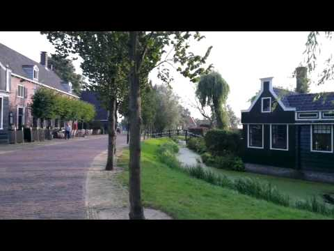 Day 3: Amsterdam, a walk through Zaanse Schans