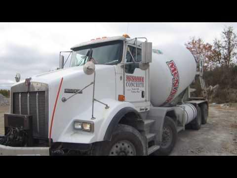 Concrete Mixer/ Ready Mix Truck