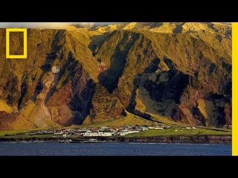 What Is It Like to Live on the World's Most Remote Island? | National Geographic