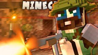 NAMCRAFT - OUTPOST DEFENCE - 10 - (Minecraft Vietnam War
