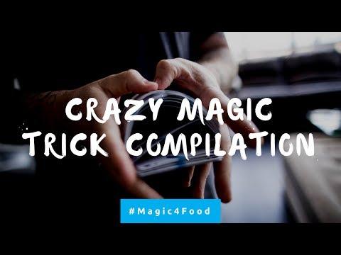 CRAZY MAGIC TRICK COMPILATION!