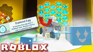 FILLING MY HIVE WITH LEGENDARY BEES!! | ROBLOX Bee Swarm Simulator