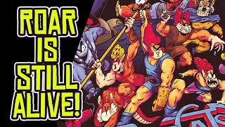 ThunderCats Roar is NOT Cancelled!