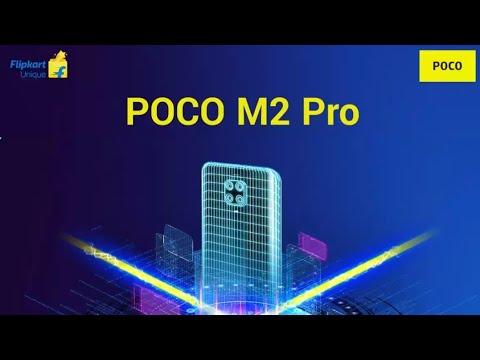Poco M2 Pro launch date in india poco m2 pro price specification