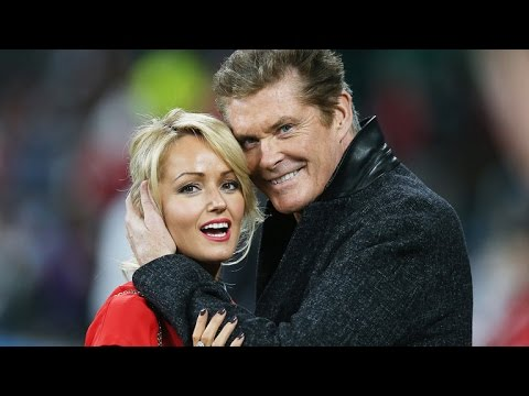 David Hasselhoff And Longtime Girlfriend Hayley Roberts Are Getting H