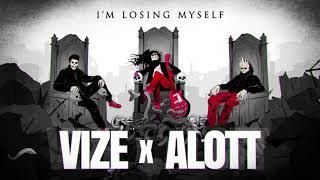 VIZE & ALOTT - I'm Losing Myself (Visualizer) [Ultra Music]
