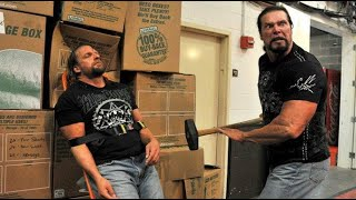 Raw - Kevin Nash assaults WWE COO Triple H