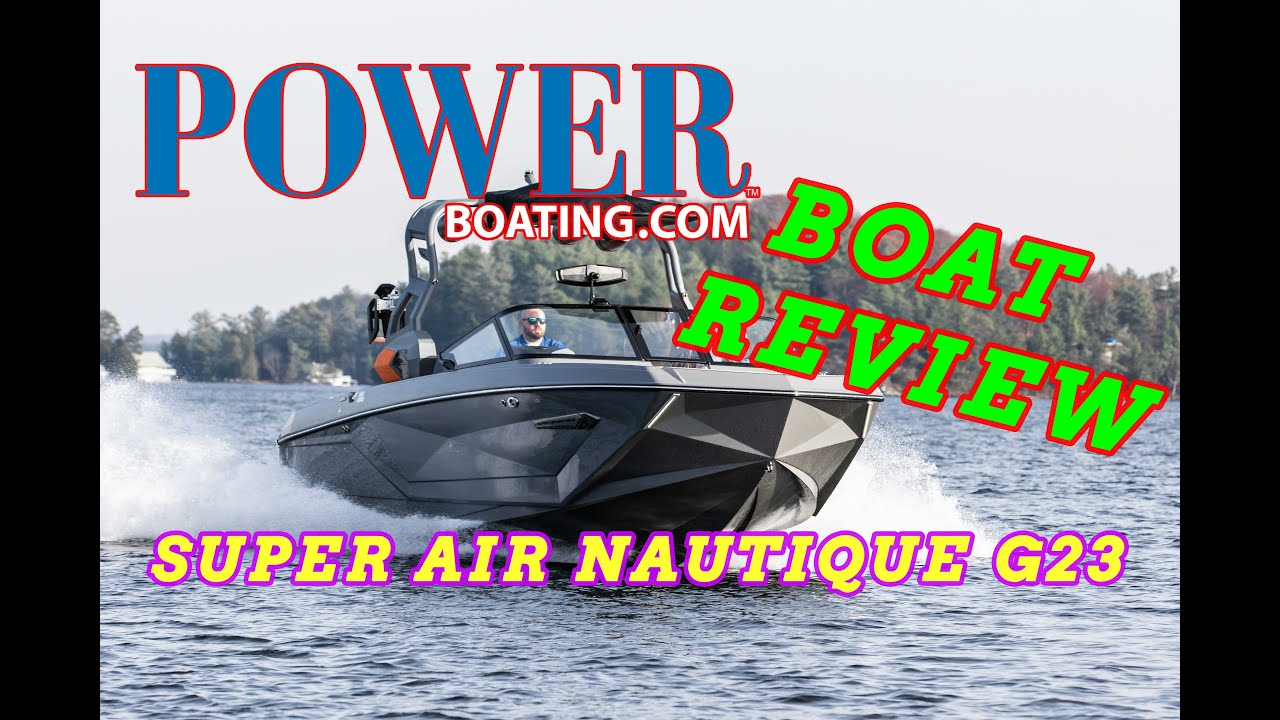 2021 SUPER AIR NAUTIQUE G23 (Wakeboard boat and Wakesurf )