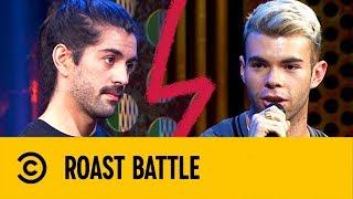 Salva VS Fortfast | Roast Battle | Comedy Central España