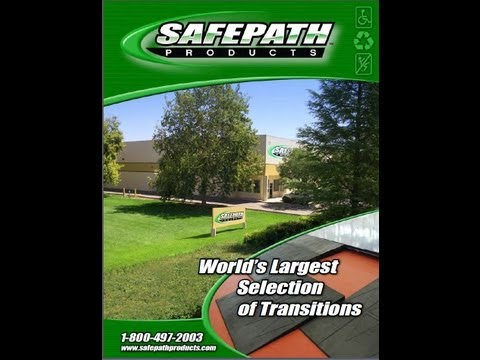 Overview of Ramps and Reducers for ADA Compliance by SafePath Products