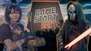OUR GAMESTART 2017 EXPERIENCE