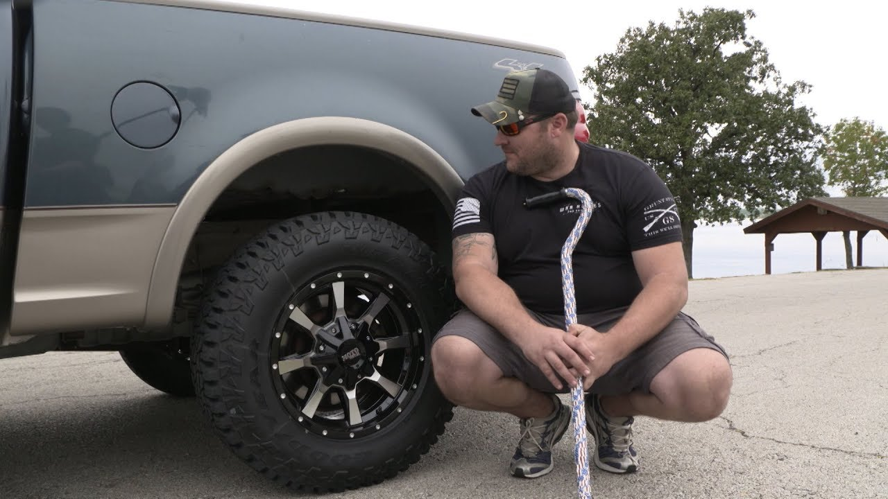 Discount Tire Provides Matt Moyers With a New Set of Wheels