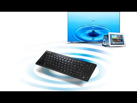 Samsung Convenient TV access with smart keyboard VG KBD2000