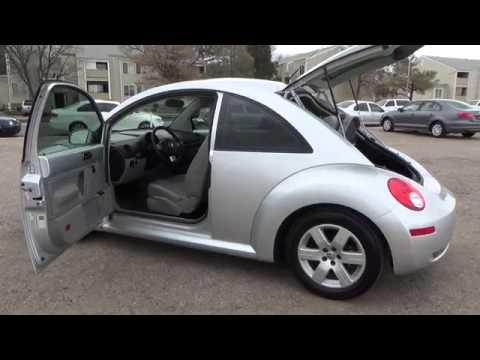 2007 Volkswagen New Beetle Coupe Aurora   Denver V12120