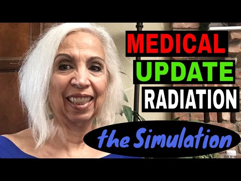 Medical Update - Radiation Therapy, The Simulation