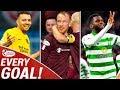 Edouard39s 5 Minute Double amp Boyce Tynecastle Winner Every Goal Round 23 Ladbrokes Premiership