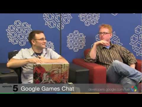 Google Games Chat #5