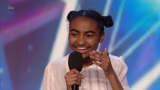Jasmine Elcock - Britain