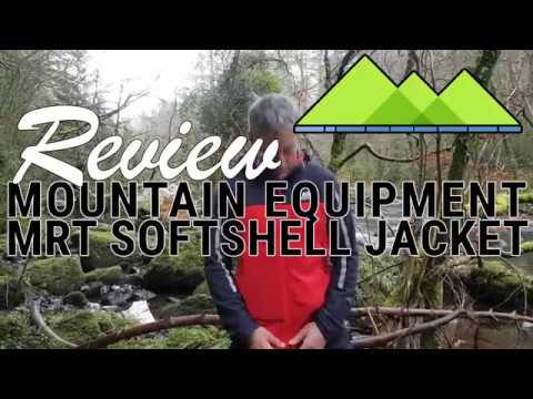 Mountain Equipment MRT Vulcan Softshell Jacket Review