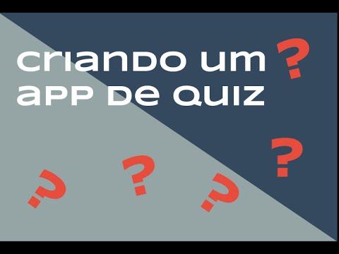AULA 02 -Curso - APP de Quiz (Criando o layout das telas)