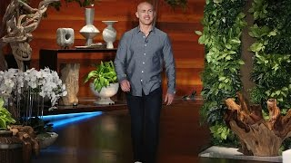 Headspace App Founder Andy Puddicombe Sits Down with Ellen