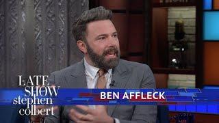 Ben Affleck: 'I'm Not A Superhero'