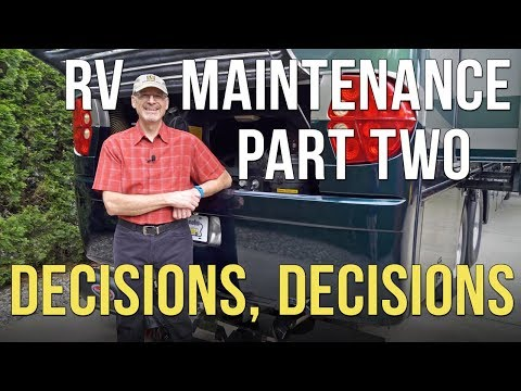 🔧 RV Maintenance - Part Two: Decision Making 🤔 + A Ticking Time Bomb 💣