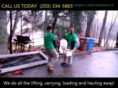 Junk and Furniture Removal Service - People's Junk Removal LLC