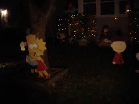 Christmas Lawn Art  decorations