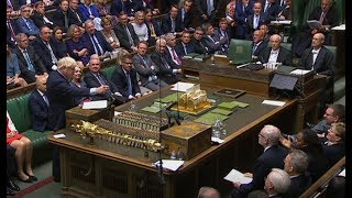 Live: MPs debate Queen's Speech in Parliament | ITV News