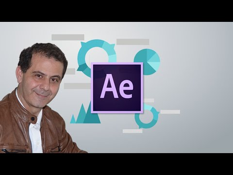 After Effects Tutorial - Adobe After Effects Expressions: Create Motion Infographics