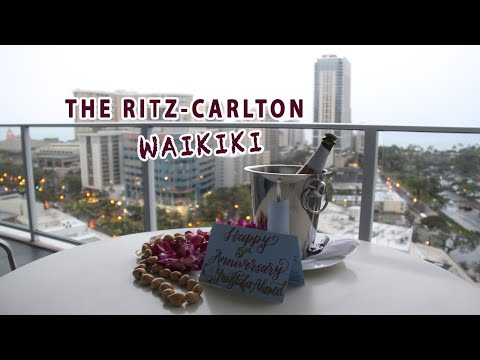 Travel: The New Ritz-Carlton Waikiki Honolulu, Hawaii HD Full Tour Of Deluxe Suite |