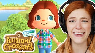 I Played Animal Crossing To Escape My Reality